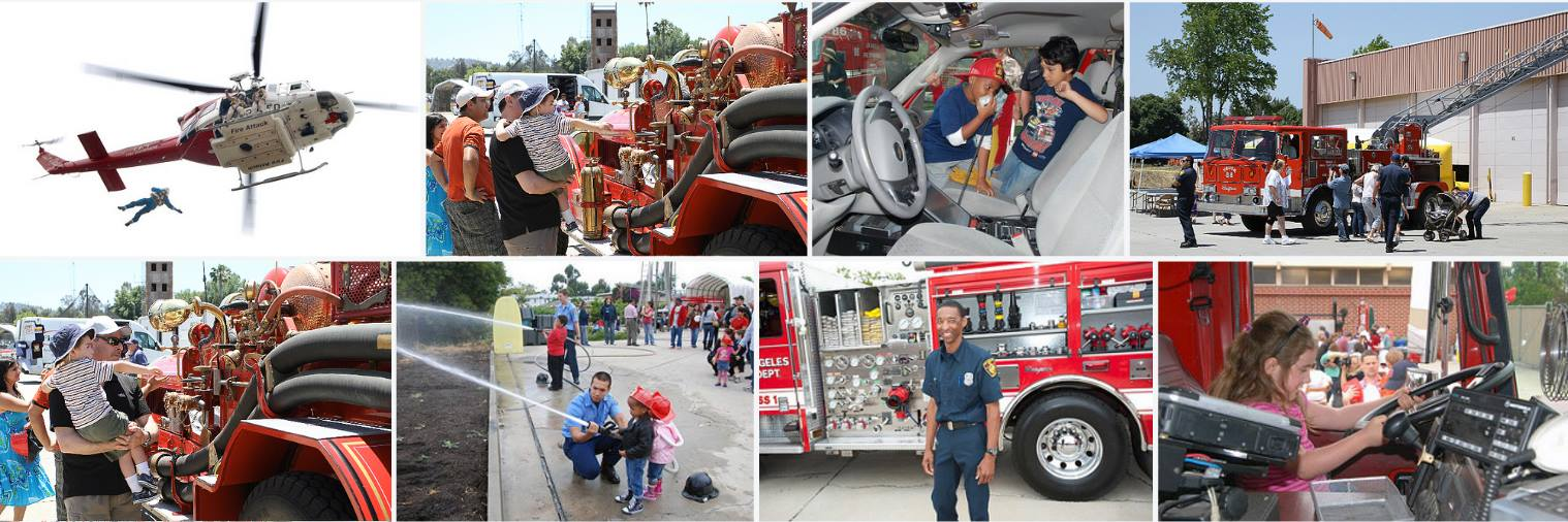 LAFD Open House | Greater Valley Glen Council